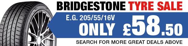 Bridgestone Tyre Sale