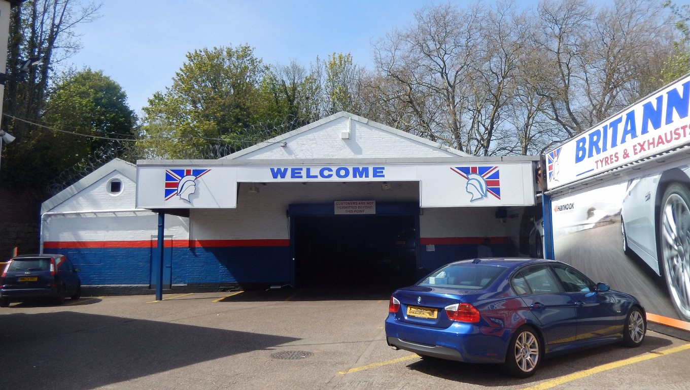 Britannia Coventry Depot offering Tyres and