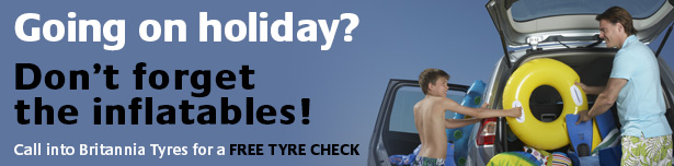 Summer Tyre Safety Check